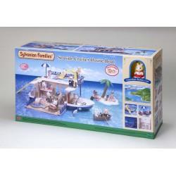 Sylvanian Families 5206 Barco Crucero Casa del Mar