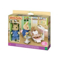 Sylvanian Families 5095 Set Dentista Country
