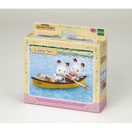 Sylvanian Families 2883 Set Canoa
