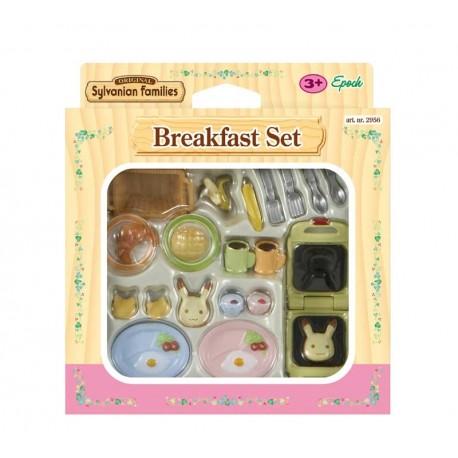 Sylvanian Families Set Desayuno
