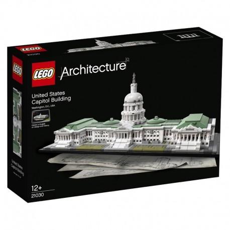 Lego® 21030 Edificio del Capitolio de Estados Unidos