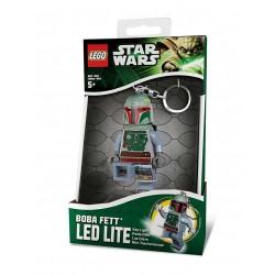 Llavero Led Lego® Boba Fett