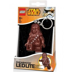 Llavero Led Lego® Chewbacca