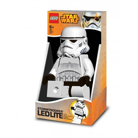 Linterna 20 Cm. Lego® Stormtrooper