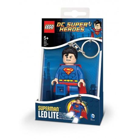 Llavero Led Lego® Superman
