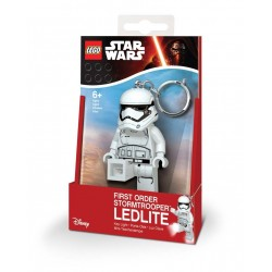 Llavero Led Lego® First Order Stormtrooper