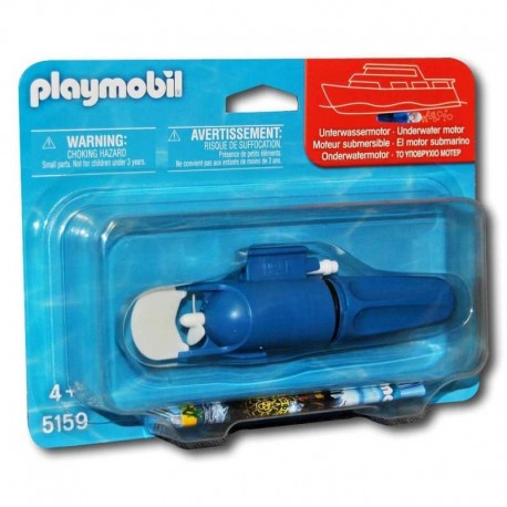 Playmobil® 5159 Motor Submarino
