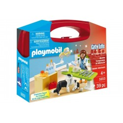 Playmobil® 5653 Maletín Veterinaria