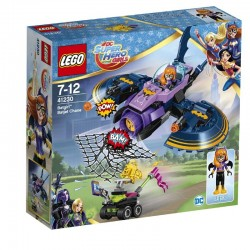 Lego® 41230 Persecución en el Batjet de Batgirl™