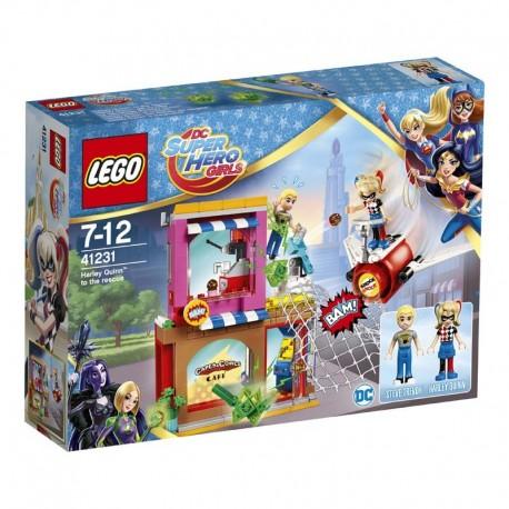 Lego® 41231 Harley Quinn™ al Rescate