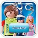 Playmobil® Llaveros