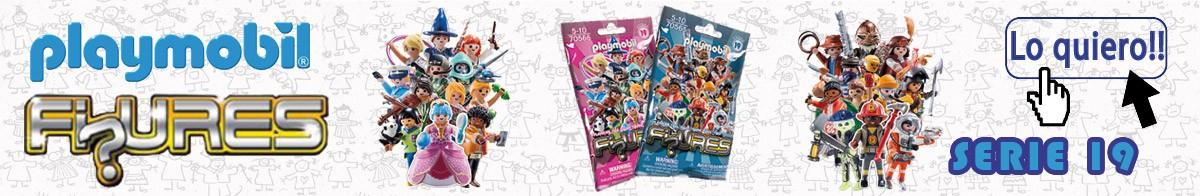 Sobres Sorpresa Playmobil Serie 19